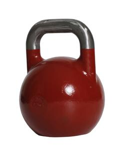 32 kg. Competition Kettlebell - Rød