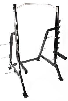 Peak Fitness Multi Squat Rack