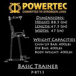 Powertec Basic Trainer