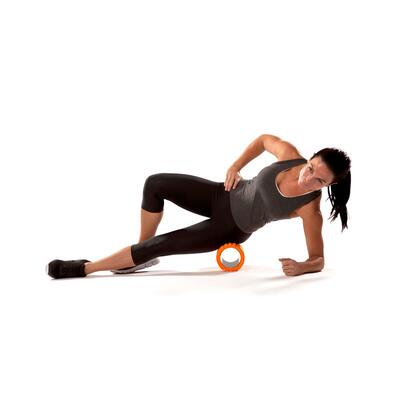Foam Roller - Trigger Point The Grid - Sort