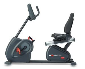 Circle Fitness Siddecykel R-8, Sort