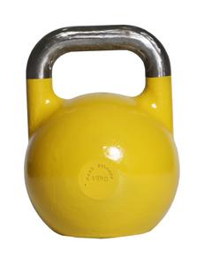 16 kg. Competition Kettlebell - Gul